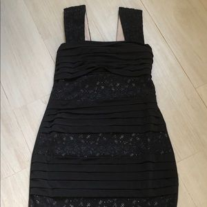 NWT ENFOCUS Studios Little Black Dress